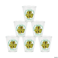 Irish Pub Shot Glasses