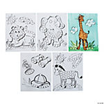 Safari Dot Marker Sheets