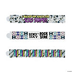 Color Your Own 100th Day of School Bracelets