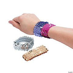 Sequin Stretch Bracelets
