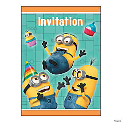 Despicable Me™ Party Invitations
