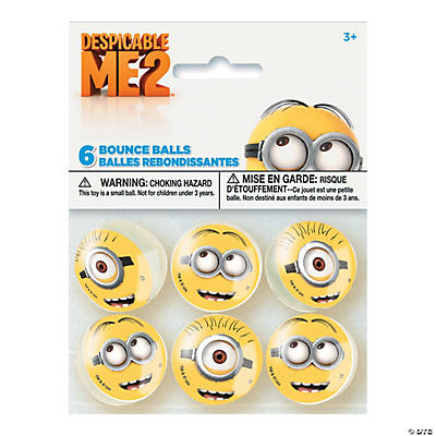 Despicable Me™ Bounce Balls