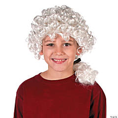 Child's Colonial Wig