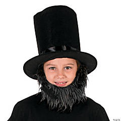 Child's Lincoln Costume Kit