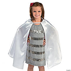 Personalized Flower Girl Cape
