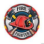 Firehouse Hero Dinner Plates