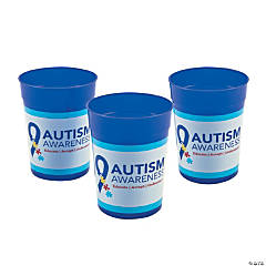 Autism Awareness Tumblers