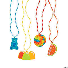 Candy Beaded Necklaces