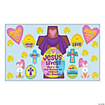 """Jesus Is the Reason"" Mini Bulletin Board Set"