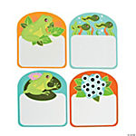 Frog Life Cycle Dry Erase Magnets