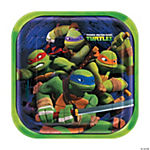 Teenage Mutant Ninja Turtles Dinner Plates