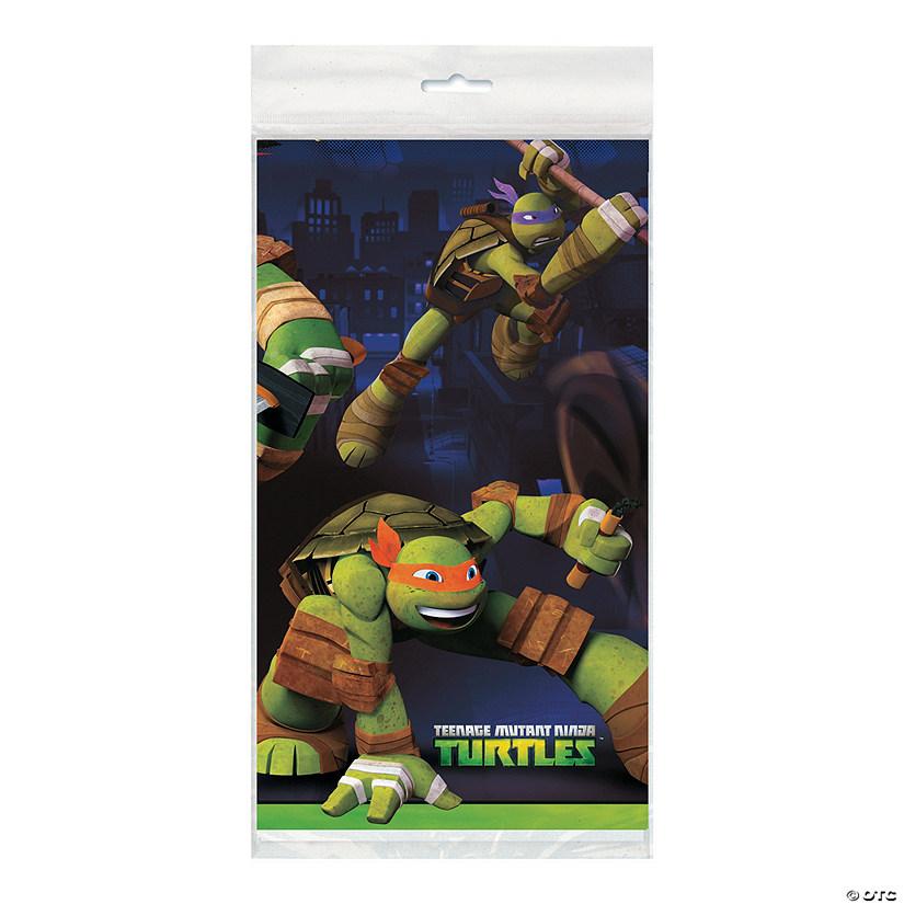 sc 1 st  Oriental Trading & Teenage Mutant Ninja Turtles Plastic Tablecloth