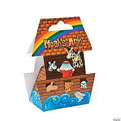 """Noah's Ark""-Shaped Treat Boxes"