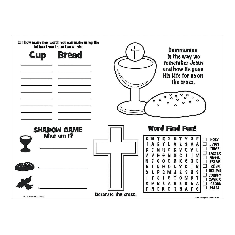 Holy Communion Sticker Scene, Sticker Scenes, Stickers ...
