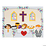 Holy Communion Sticker Scene