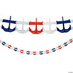 Nautical Anchor Garland