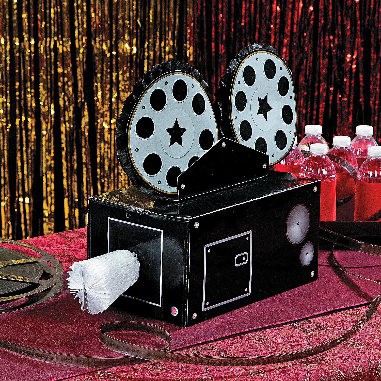 Movie Night Centerpieces Premiere Night Centerpiece
