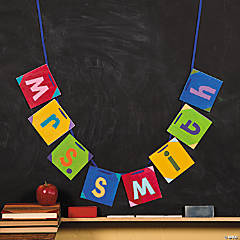 School Banner Craft Project Idea
