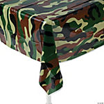 Camouflage Tablecloth