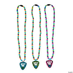 100th Day of School Rock Star Necklace Craft Kit