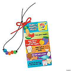 MyPlate Beaded Bracelet Craft Kit