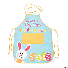 Adult's Easter Bunny Apron