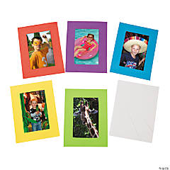 Bright Picture Frames
