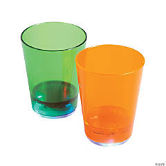 St. Pat's Light-Up Shot Glasses