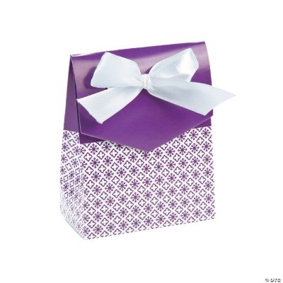 This review is fromPurple Tent Favor Boxes With Bow.  sc 1 st  Oriental Trading & Tent Favor Boxes with Bow