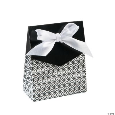 This review is fromBlack Tent Favor Boxes With Bow.  sc 1 st  Oriental Trading & Tent Favor Boxes with Bow
