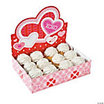 Valentine Cupcake Display Box