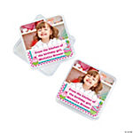 Birthday Bakery Custom Photo Square Favor Containers