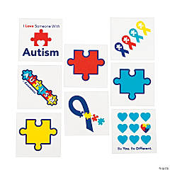 Autism Awareness Tattoos