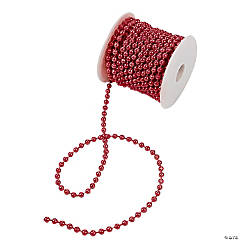 Red Spool of Pearls