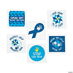Child Abuse Awareness Tattoos