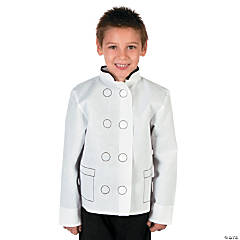 Child's Chef Jacket