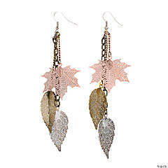 Leaf Earrings Idea