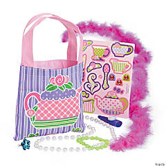 Tea Party Filled Treat Bag