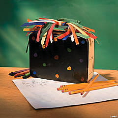 Chalkboard Lunchbox Project Idea