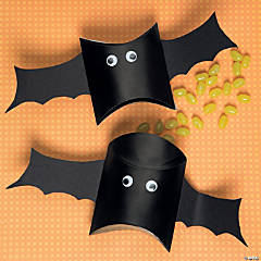Bat Pillow Box Idea