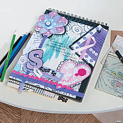 Pink Ribbon Survivor Journal Idea