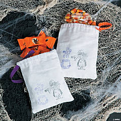 DIY Halloween Treat Bags Idea