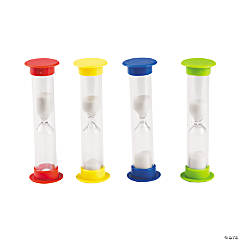 30, 60, 90 and 120 Second Sand Timers