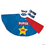 Superhero Costume Kit For Boys