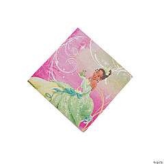 Disney Princess & Frog Sparkle Beverage Napkins