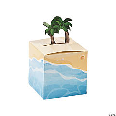 Palm Tree Pop-Up Gift Boxes