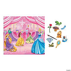 Disney Princesses Backdrop Kit