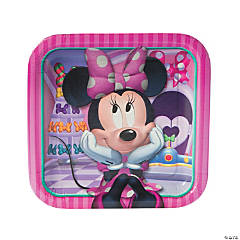 Minnie's Bow-Tique Dream Party Dessert Plates