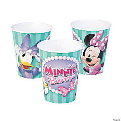 Minnie's Bow-Tique Dream Party Cups