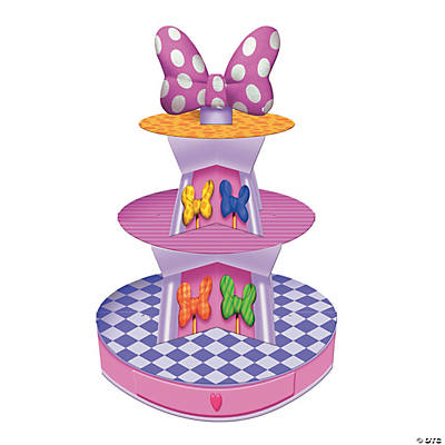 Minnie's Bow-Tique Dream Party Cupcake Stand